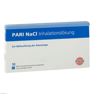 PARI NaCl Inhalationslösung